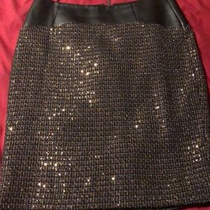 Limited sparkle skirt